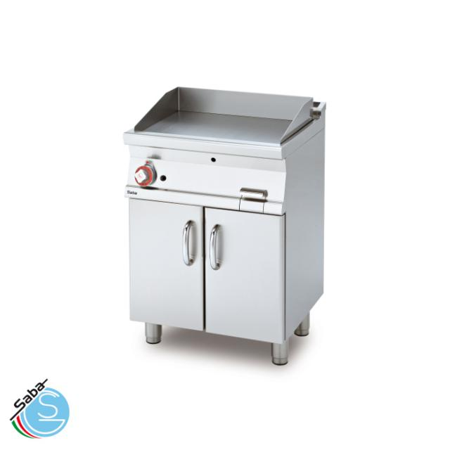 FRY-TOP A GAS / 55 cm