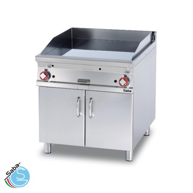 FRY-TOP A GAS / 90 cm